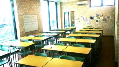 笹沖校新教室