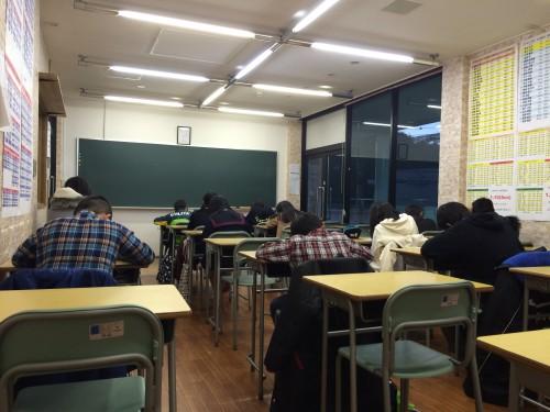準備クラス