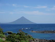 開聞岳(鹿児島県)