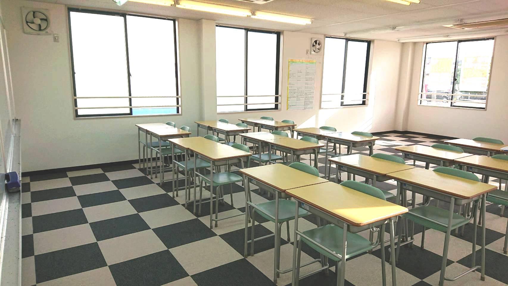 総社校大教室